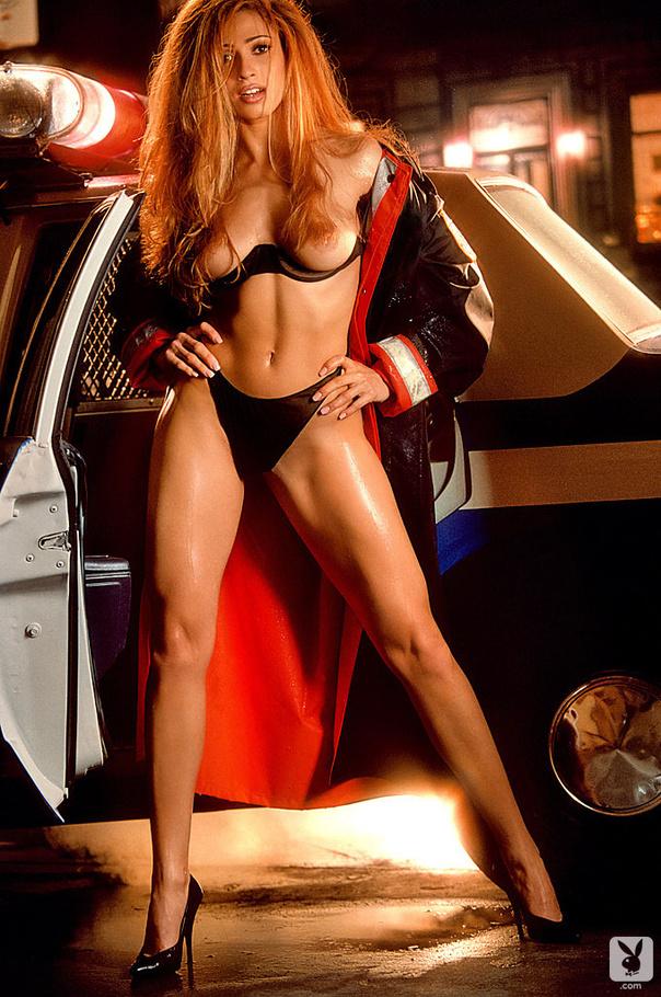 Carol Shaya Castro  nackt