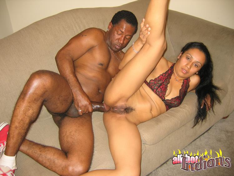 Long Haired Indian Babe In Lacy Top Gets Facialized After Blowing Black Dick And Being Fucked In Her Hairy Cunt Picture 10-3351