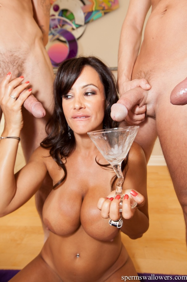 Sexy Tanned Milf Sucks Cock And Drinks A Cum Cocktail - Youxxxx-2648