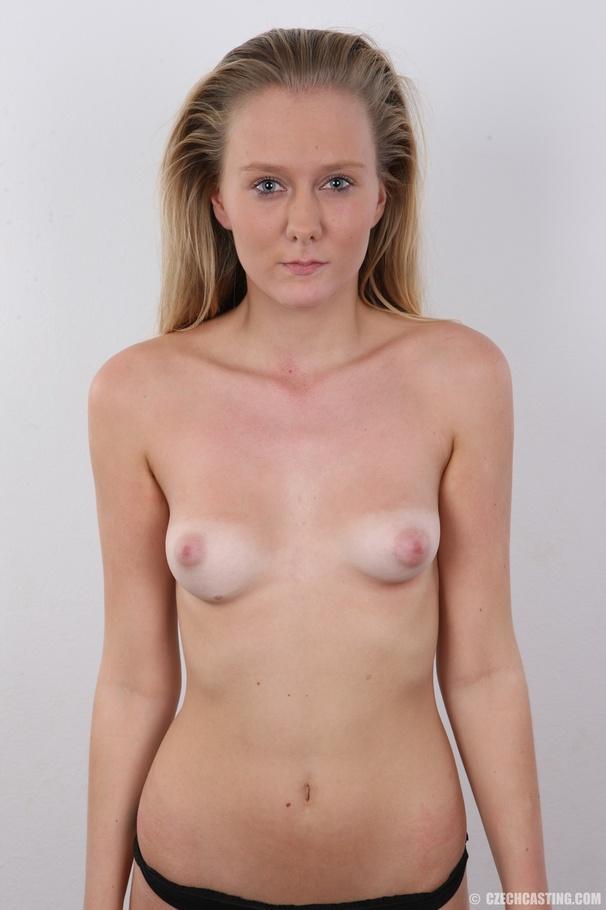 Petite Blonde Milf Small Tits