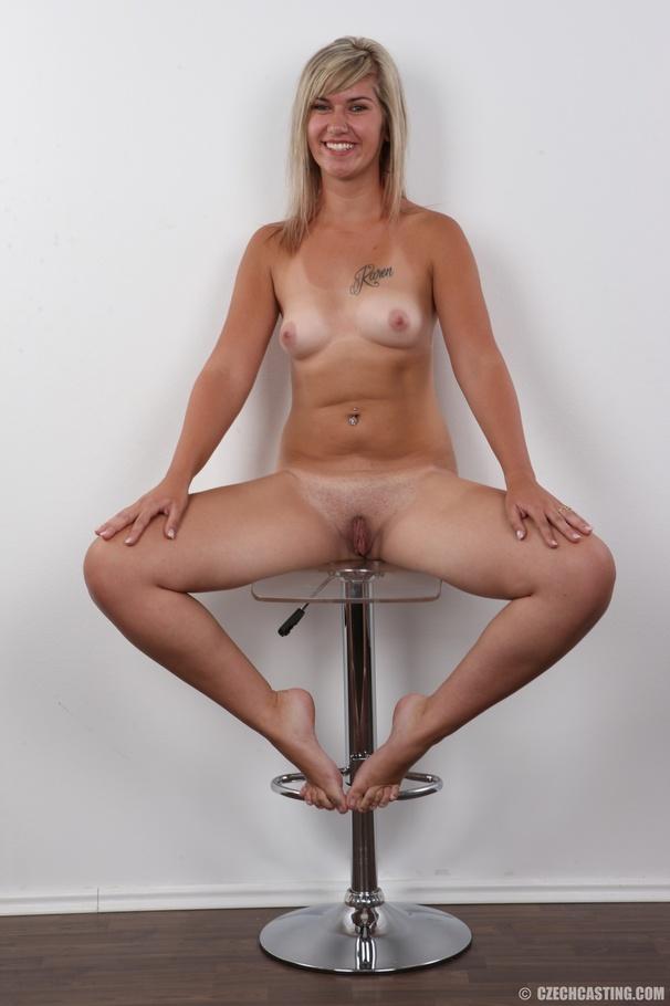 Amateur blonde slut gives hot handjob in handjob porn 2 6