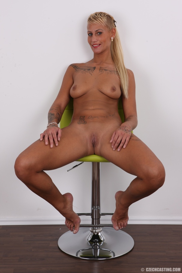 Nasty blonde bitch gets her cunt and ass 9