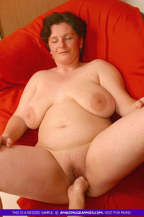 Fat Granny With Huge Breasts And Humongous - Xxx Dessert -6619