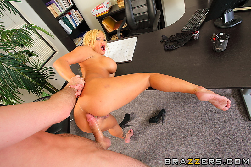 Shyla Stylez Riding Cock
