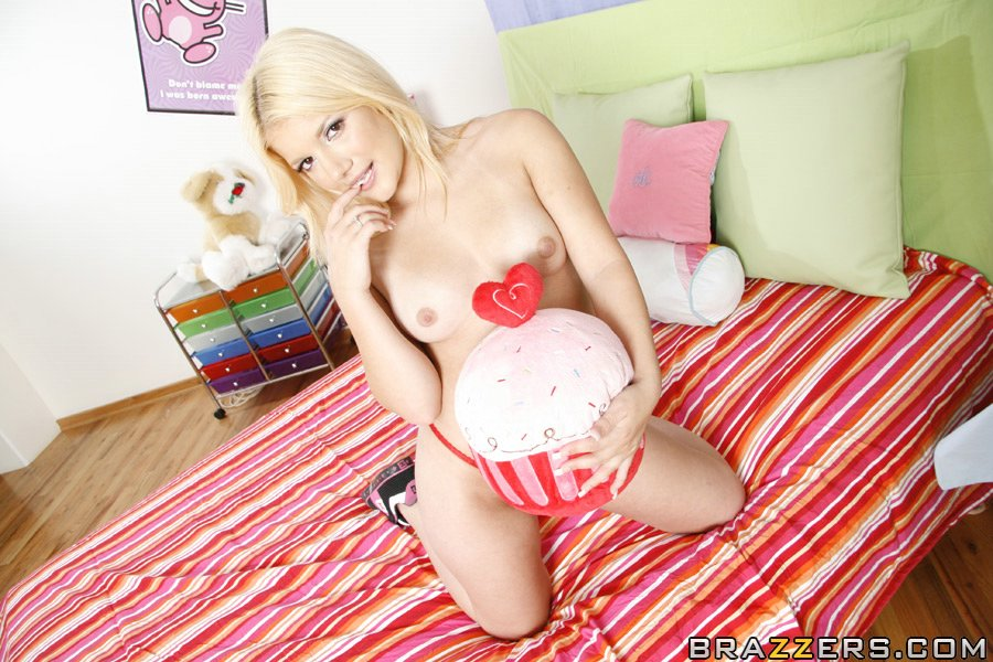 Webcam Blonde Teen Solo