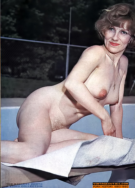 nude playmate vintage