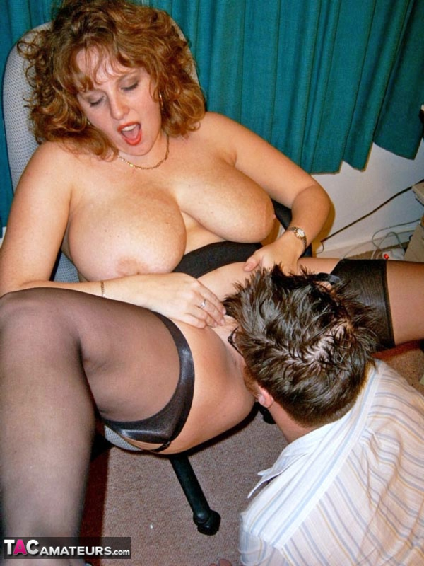 Amateur girl gets licked fingers herself and rides a cock 10