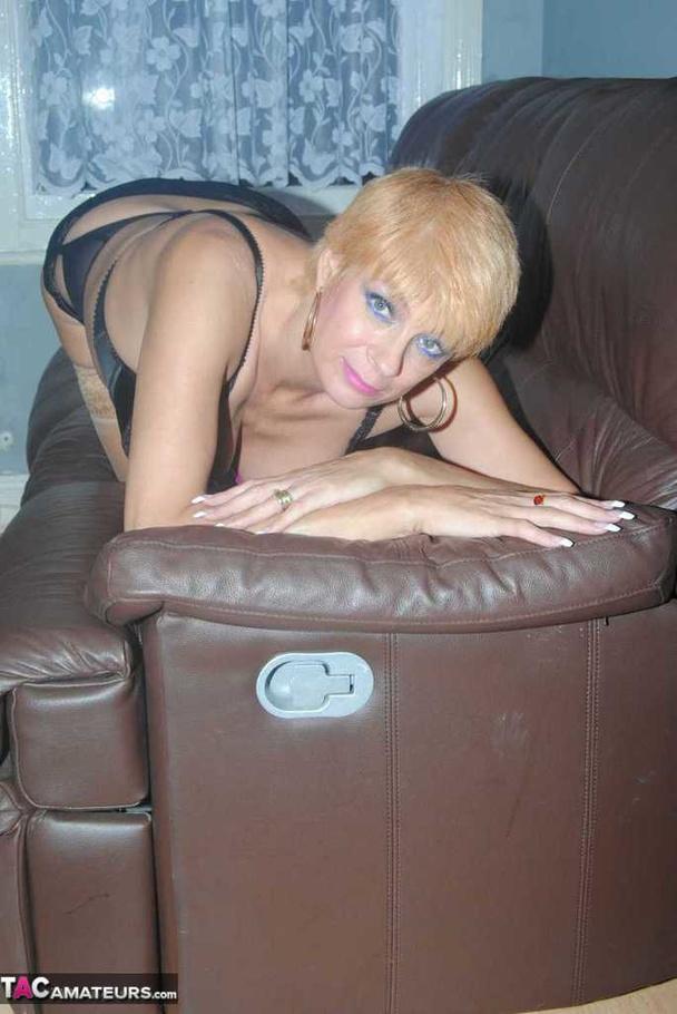 Canadian blonde slut