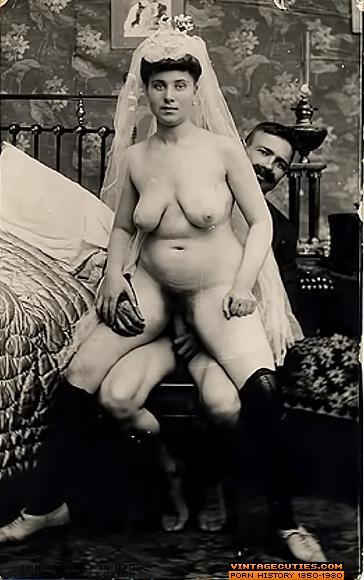 Старинное секс фото