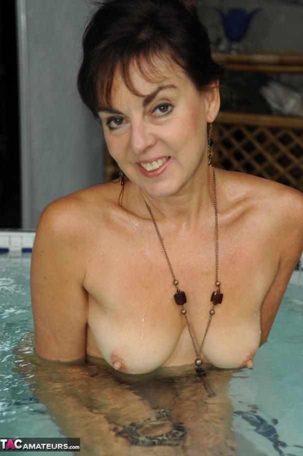 Big milf cleavage
