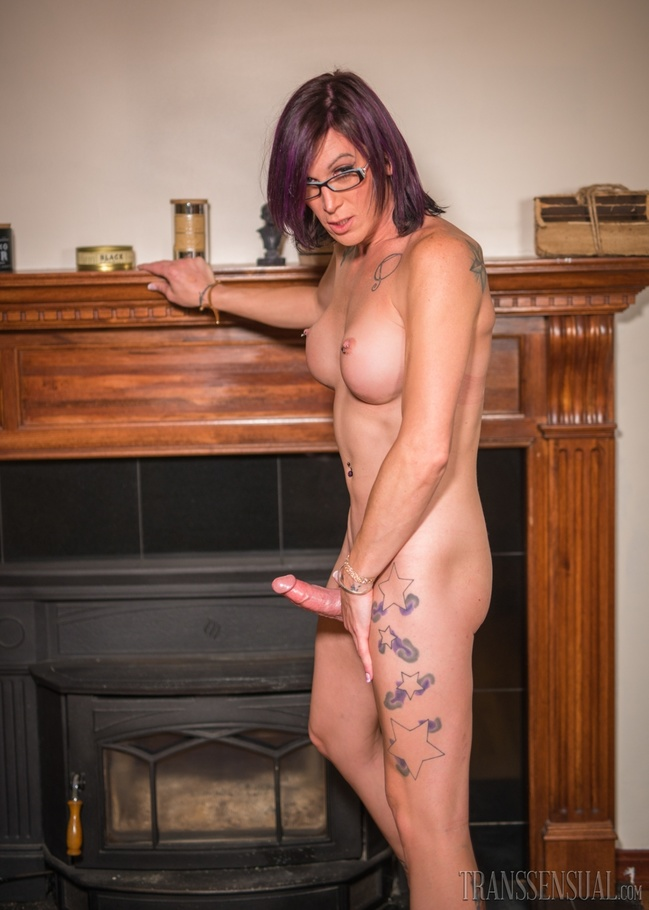 Barely legal tranny