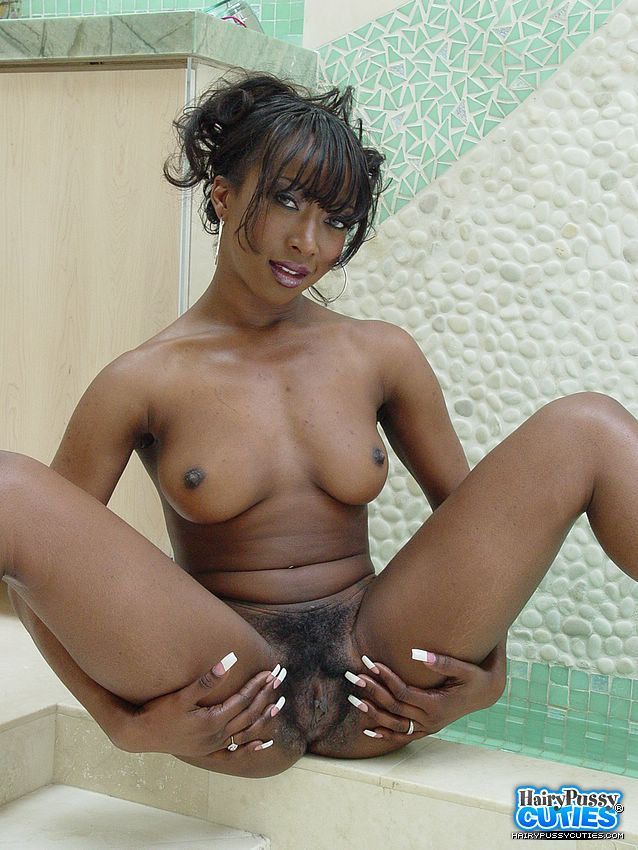 Steaming Hot Ebony With Stunning Body Pose - Xxx Dessert - Picture 2-6146