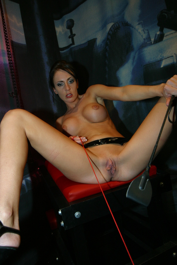 German bondage and submission