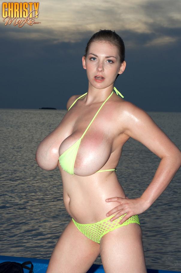 female 16 bikini