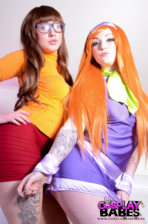 Curious topic Scooby doo porn velma daphne cosplay You commit