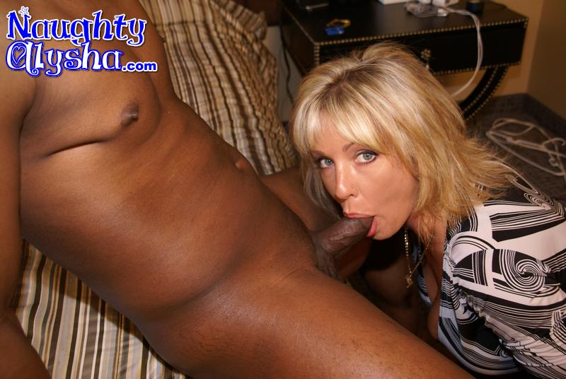 Milf forced interracial
