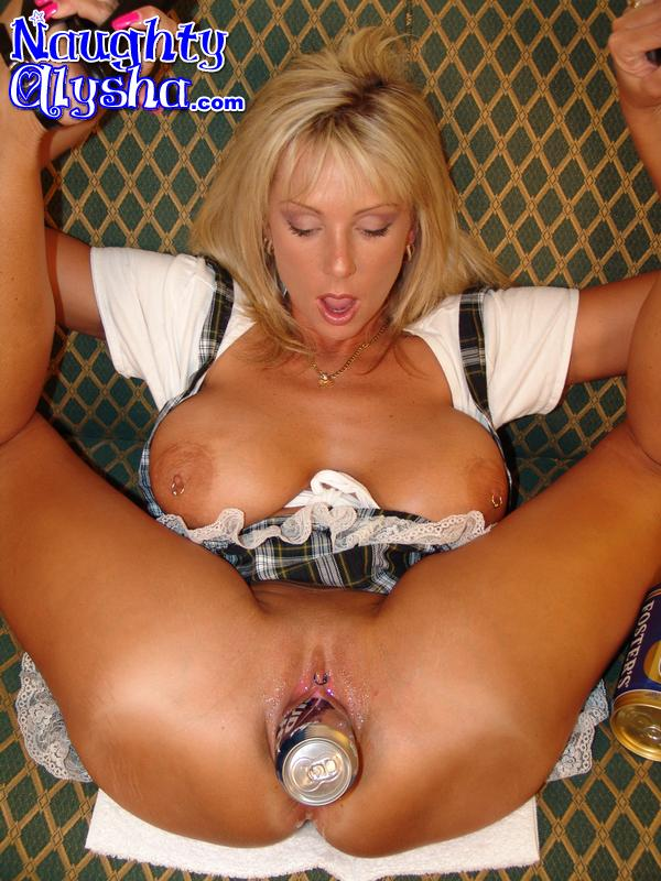 Have thought Huge milf cans