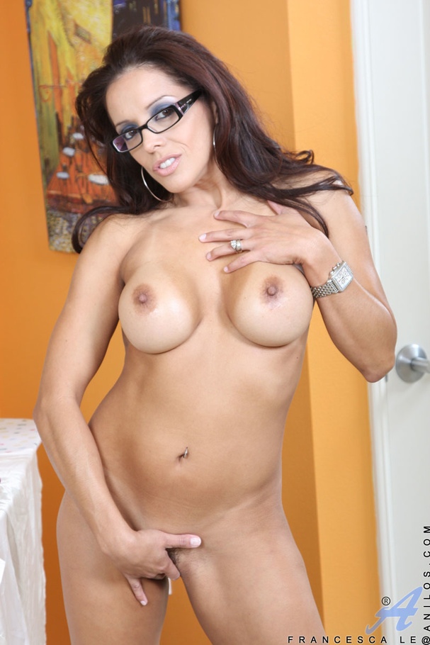 image Nerdy girl gets fucked in the lab