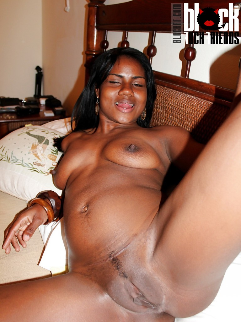 Ebony Amateur Sloppy Head