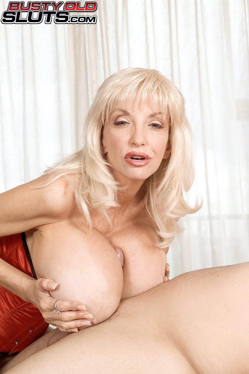 Blonde Big Tits Milf Anal