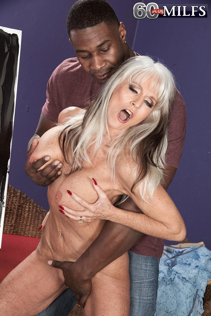 Big Tits Blonde Bbc Anal