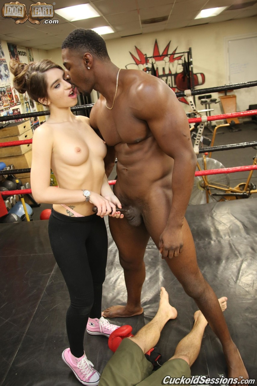 Wife Sharing Big Black Cock