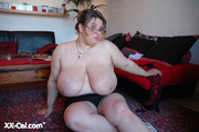 big tittied brunette fat