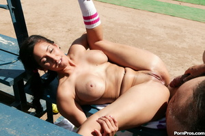Young but horny slut fucking the king of - XXX Dessert - Picture 13