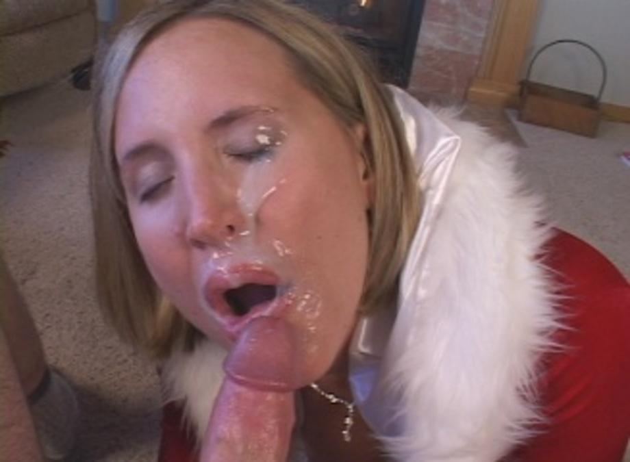Amateur Wife Blowjob Facial
