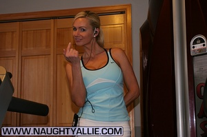 Wife Gets Titty Fucked After Working Out - XXX Dessert - Picture 3