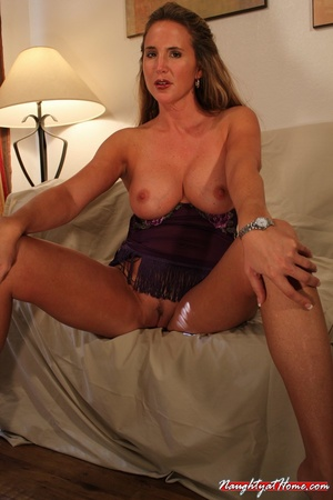 Horny Milf Wants Your Cock - XXX Dessert - Picture 8