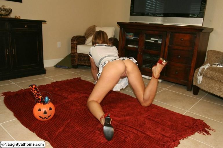 milf halloween costume