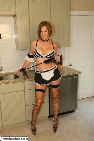 New Maid outfit xxx opinion you