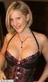 Naughty Wife in Black Lingerie Gets Naked