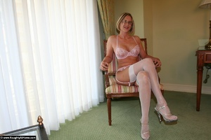 Naughty milf  spencer takes it off for y - XXX Dessert - Picture 6