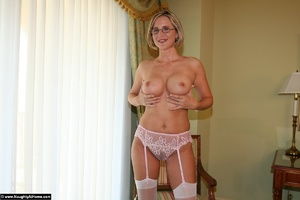 Naughty milf  spencer takes it off for y - XXX Dessert - Picture 10