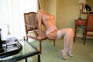 Naughty milf  spencer takes it off for y - XXX Dessert - Picture 16