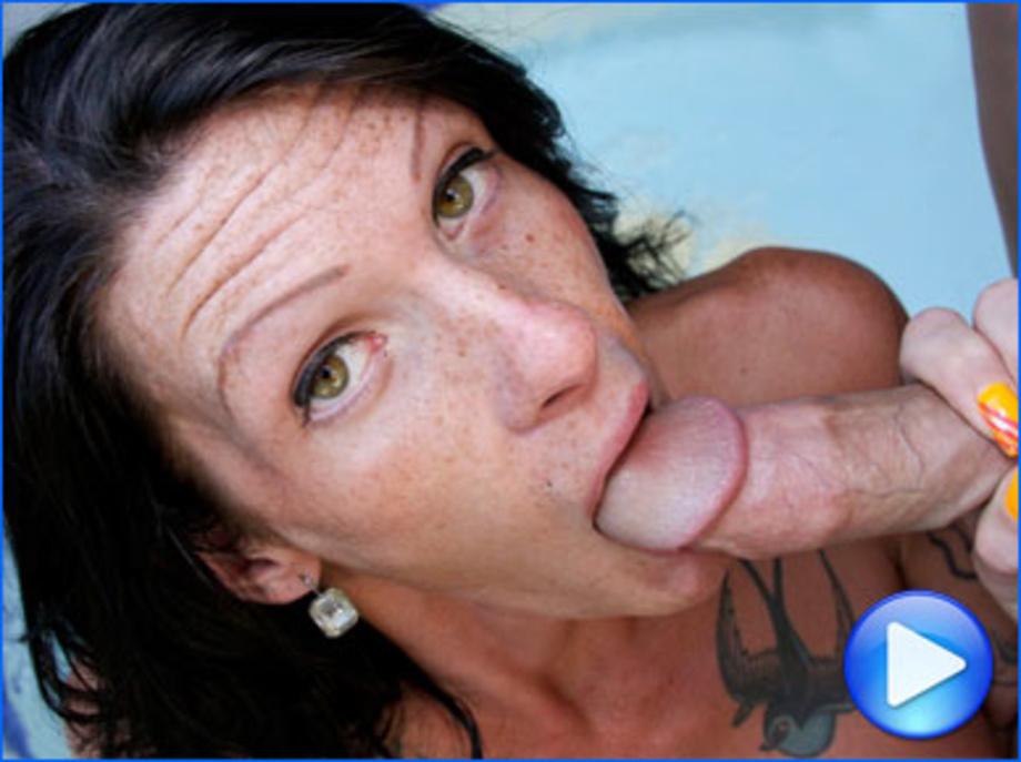 Morgan bailey cumshot face video