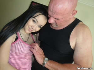 Horny young slut getting the fuck of her - XXX Dessert - Picture 1