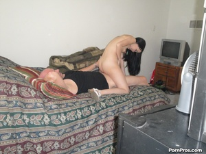 Horny young slut getting the fuck of her - XXX Dessert - Picture 11