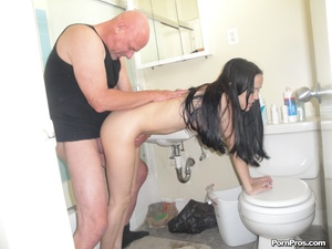 Horny young slut getting the fuck of her - XXX Dessert - Picture 14