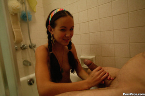 Naughty teen girl getting boned by a dir - XXX Dessert - Picture 10