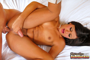 Bruna Butterfly is a naughty tgirl - XXX Dessert - Picture 14