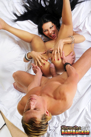 Renata Araujo gets her ass barebacked - XXX Dessert - Picture 15