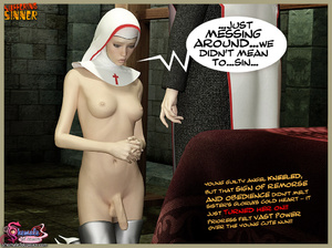 Suffering Sinner - Great BDSM Story abou - XXX Dessert - Picture 4