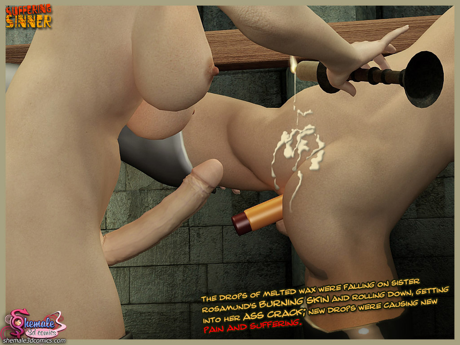 Suffering Sinner - Great BDSM Story about S - XXX Dessert - Picture 9