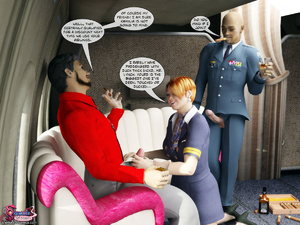 Thank you for choosing Banana Airlines - - XXX Dessert - Picture 5