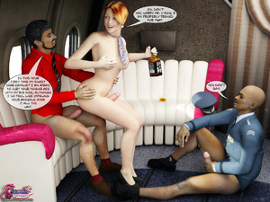Thank you for choosing Banana Airlines - - XXX Dessert - Picture 10