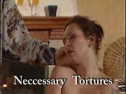 poor captured slave suffers