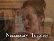 captured brunette slave forced